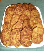 Kotlet or Persian meat Patties