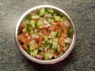 Salad Shirazi