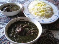 ghormeh-sabzi