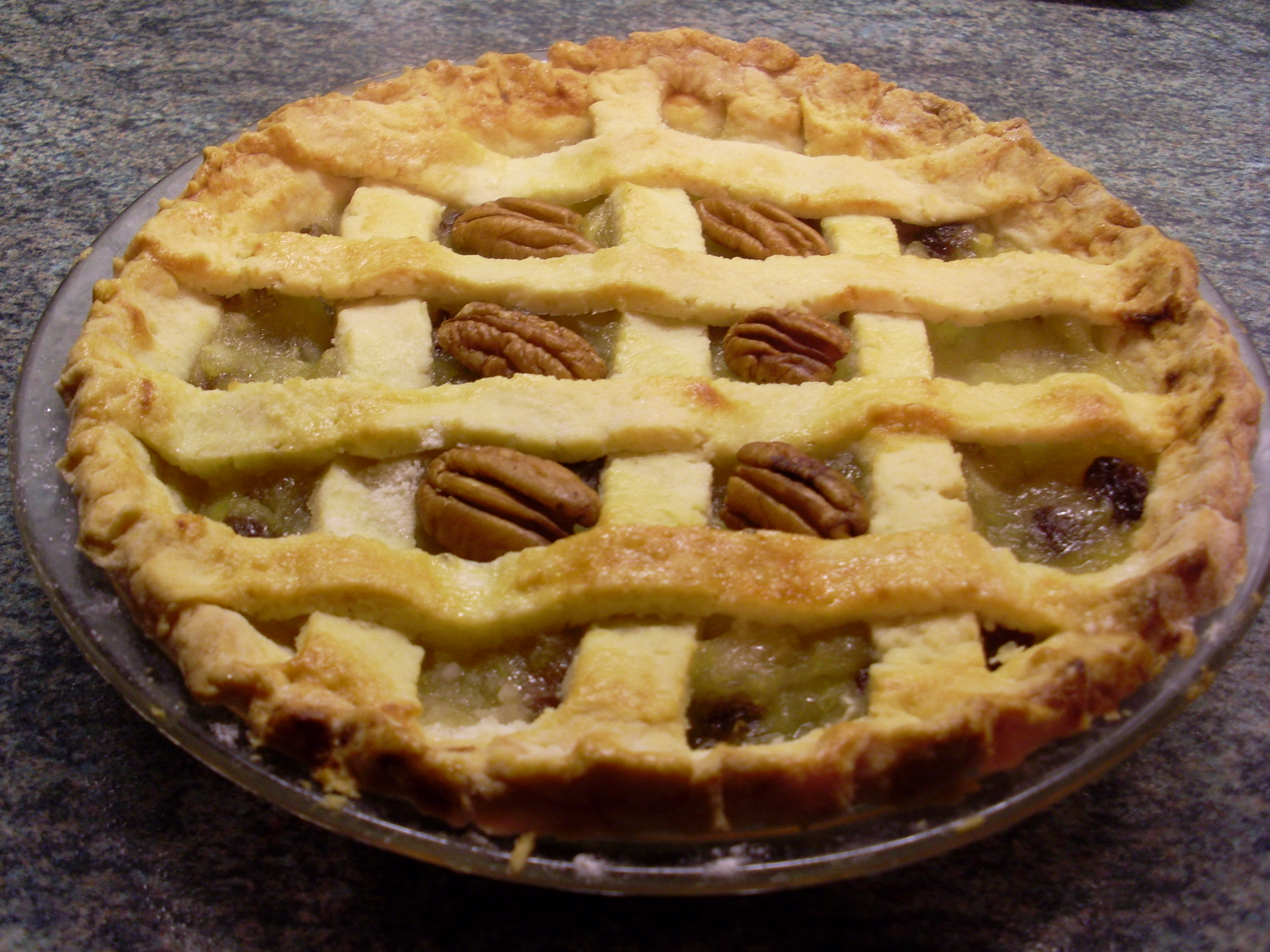 Apple pie | Javaneh's Kitchen ~ Persian cuisine
